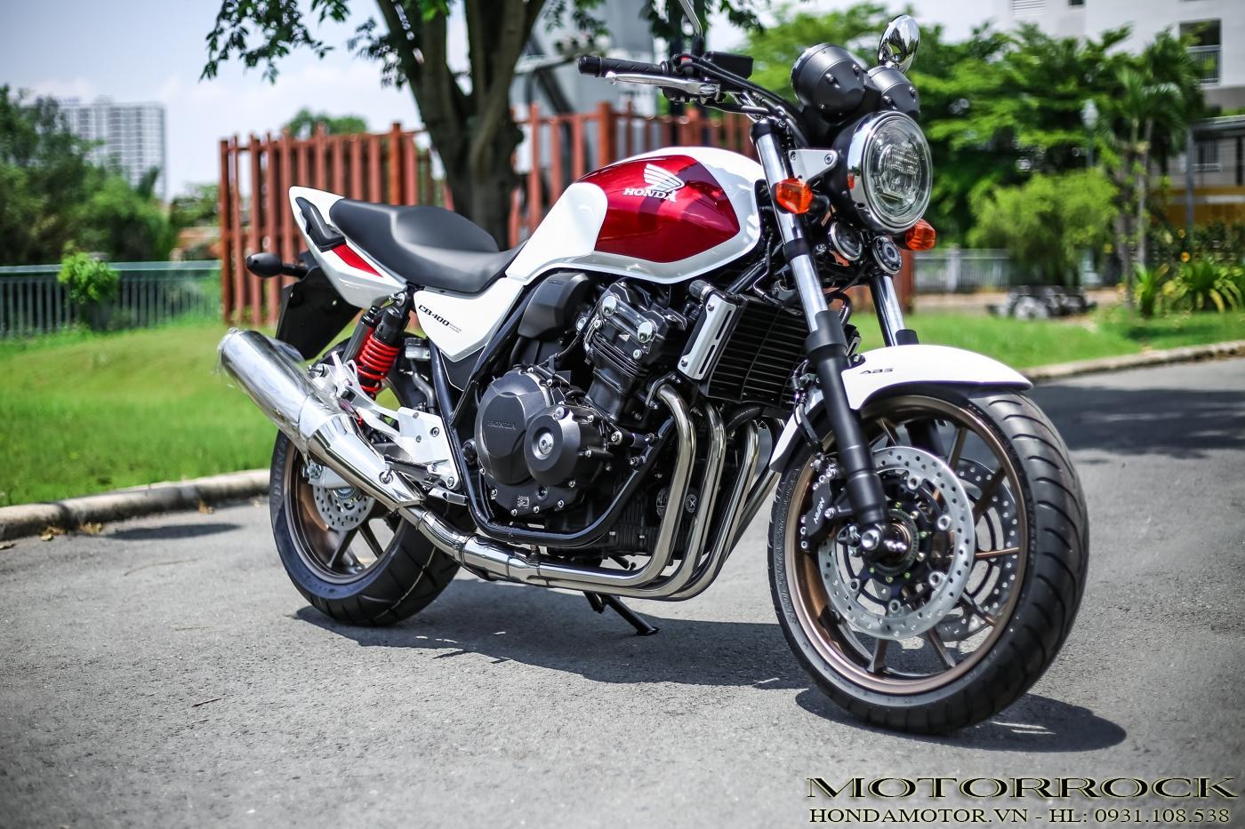 2018 Honda CB400sf bản đạc biệt kỹ niện 25 năm CB series