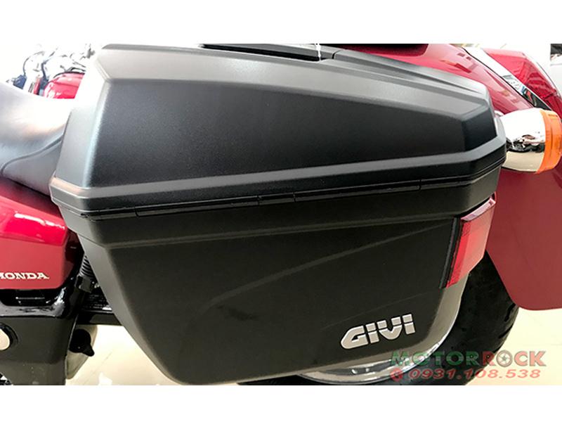 Bộ thùng hành lý Shadow 750