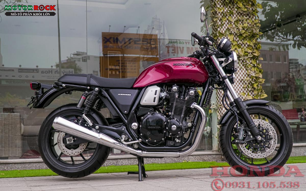 Honda CB1100RS 2020 đò chính hãng