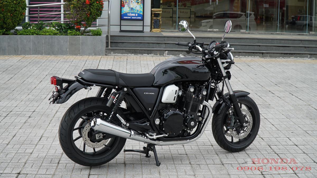 Honda CB1100RS màu đen