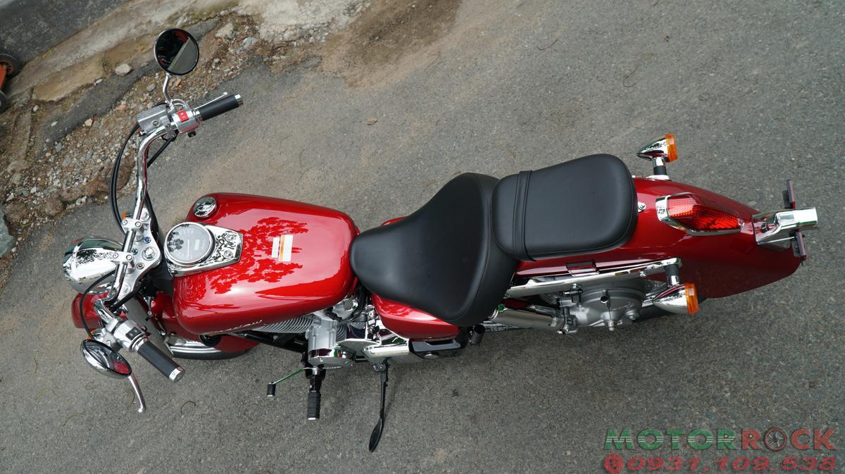 Shadow Aero đỏ