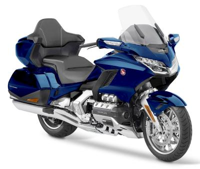 Gold Wing DCT xanh