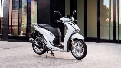 SH150i sản xuất Italia