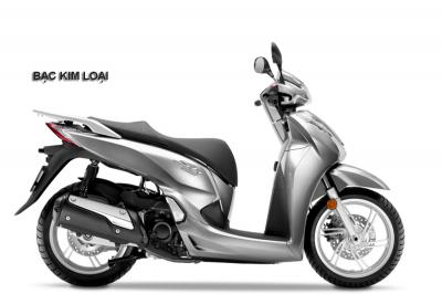 SH300i Italia màu bạc
