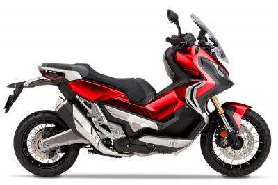 X-ADV 750 2019 đỏ