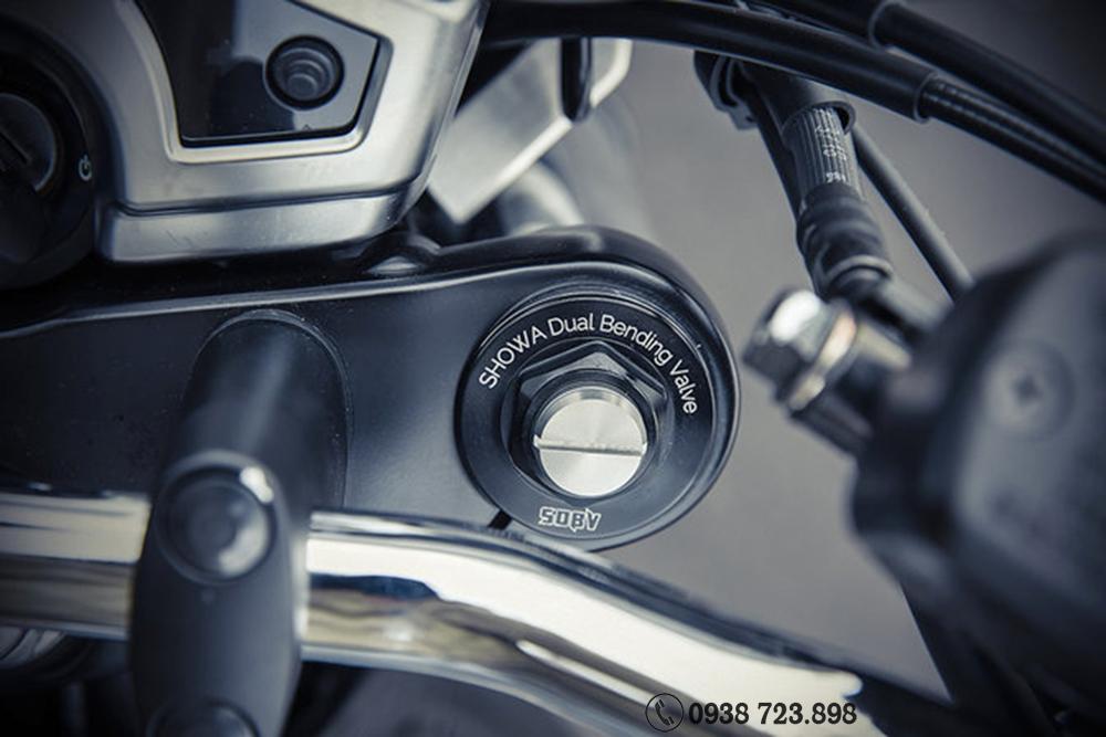 điều chỉnh giảm sóc Honda CB1100RS