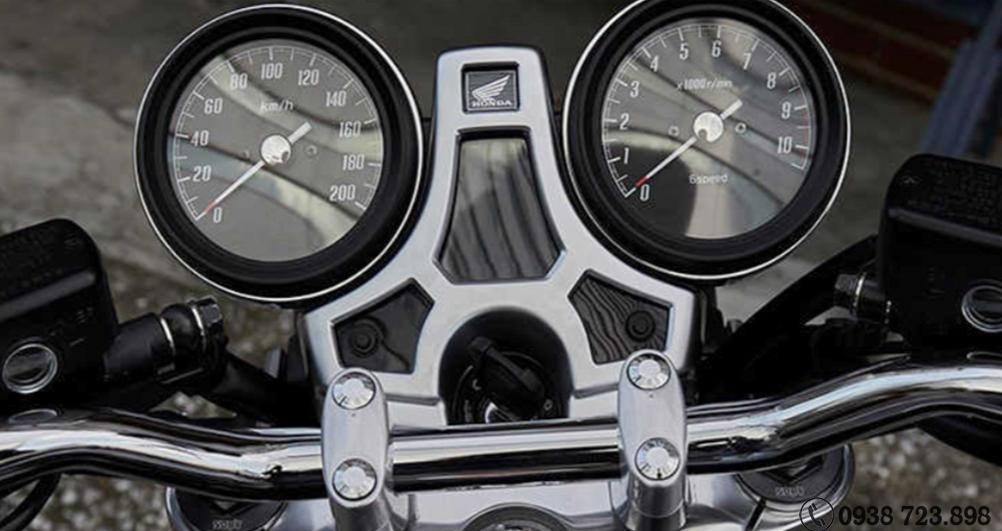 Đồng hồ Counter met Honda CB1100RS 2022