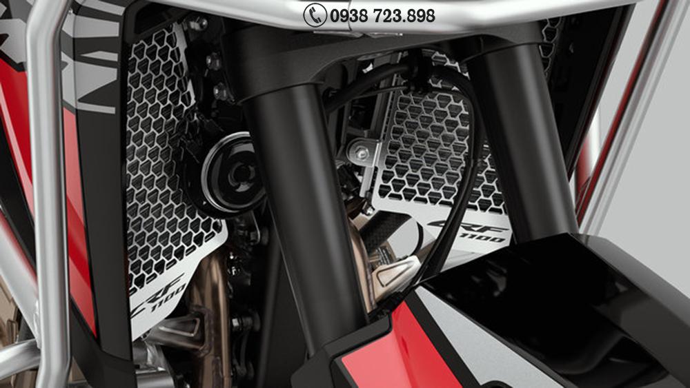 Lưới bảo vệ tản nhiệt Honda Africa Twin 1100L 2022