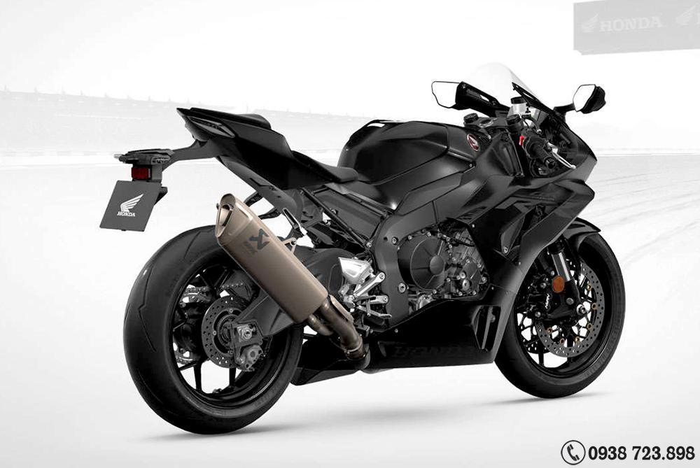 Honda CBR1000RR-R Fireblade 2022