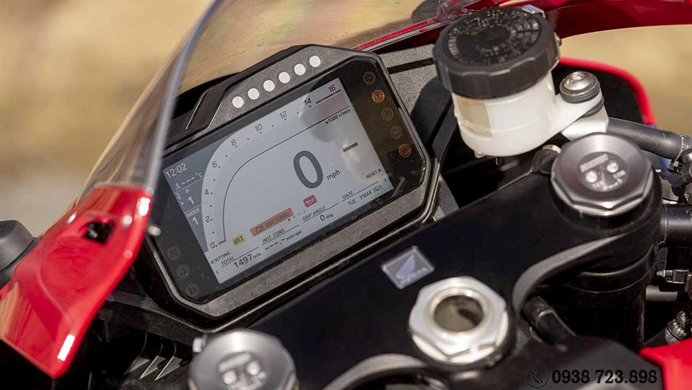màn hình Honda CBR1000RR-R Fireblade 2022