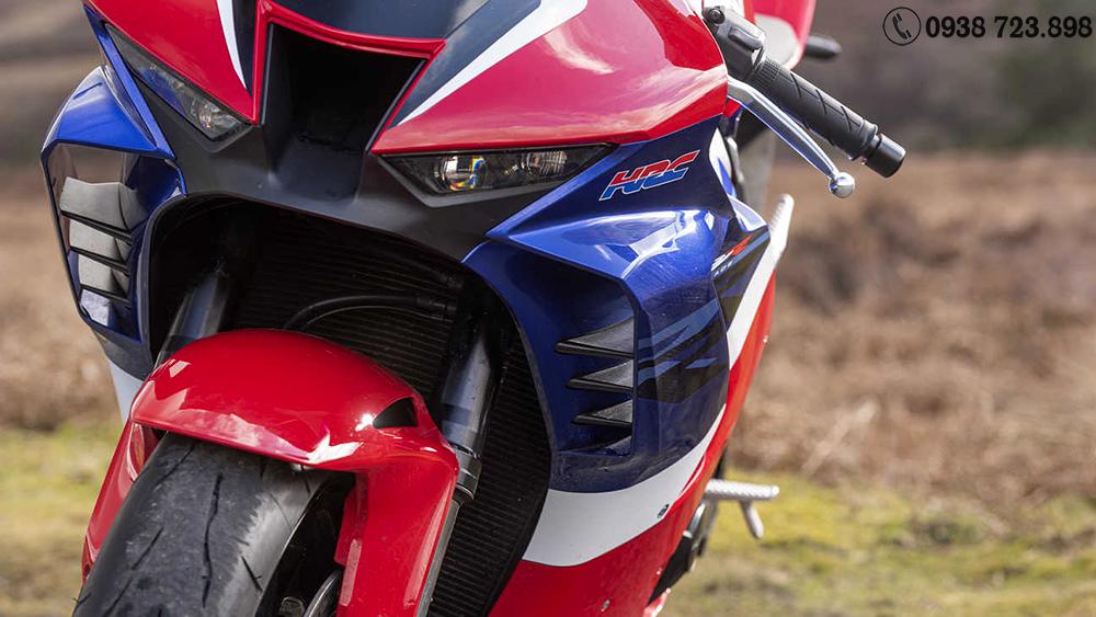 trợ lực điện Honda CBR1000RR-R Fireblade 2022