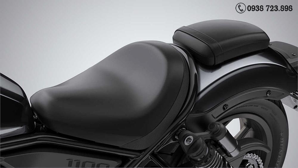 Yen Honda Rebel 1100 2022