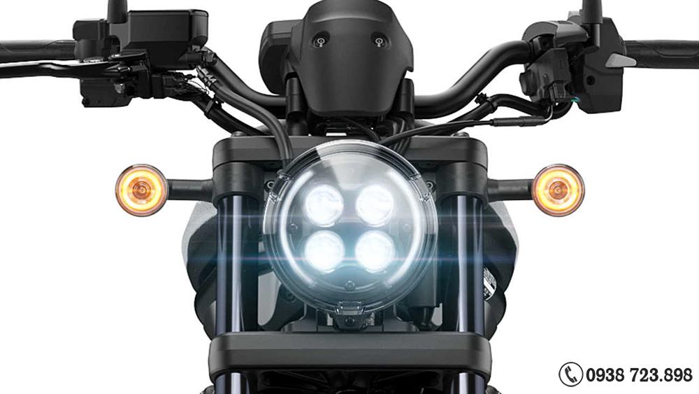 Đèn pha Honda Rebel 1100 2022
