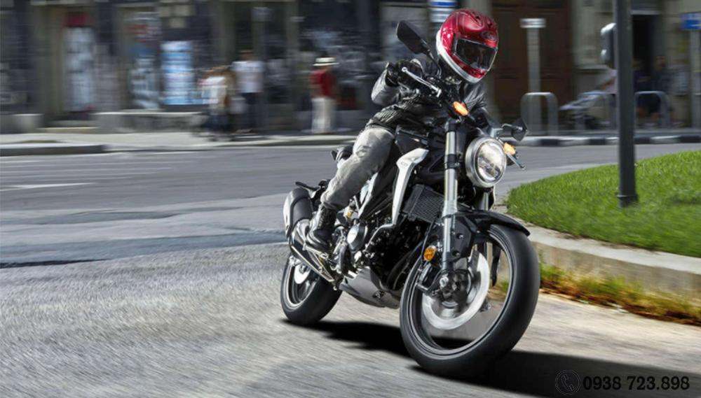 Honda CB300R 2022