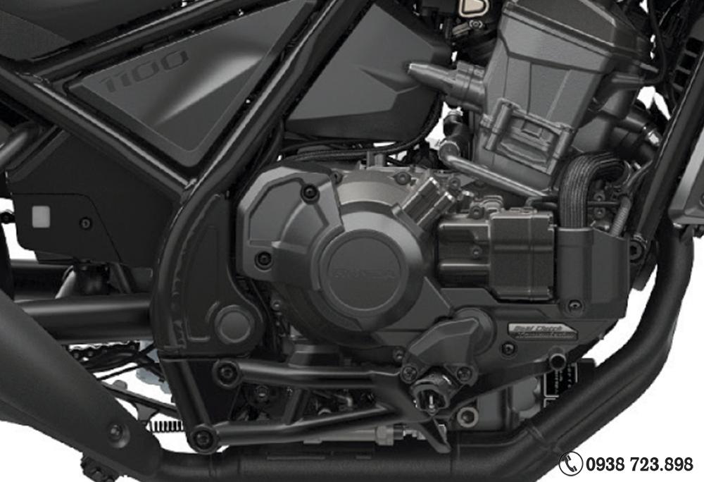 Động cơ Honda Rebel 1100 2022 TCD