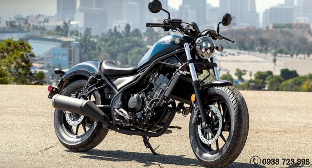 Honda Rebel 500 2022