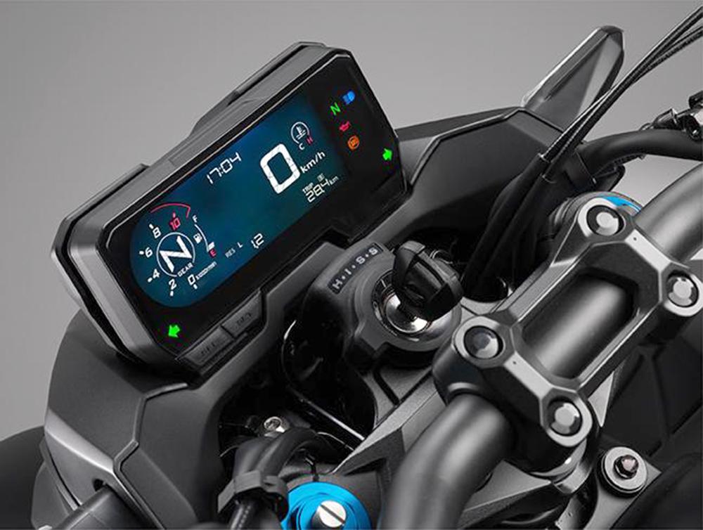 màn hình Honda CB500F 2022