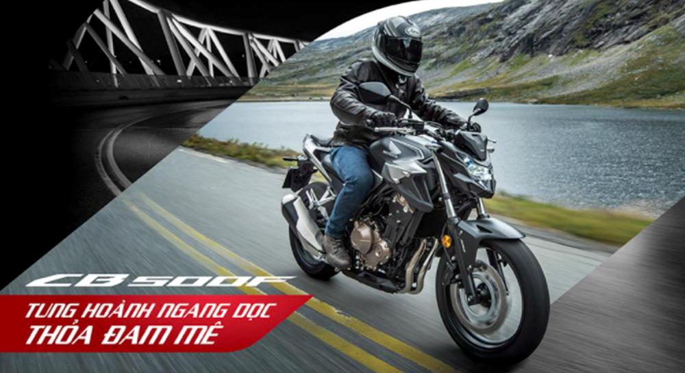 Honda CB500F 2022 mới