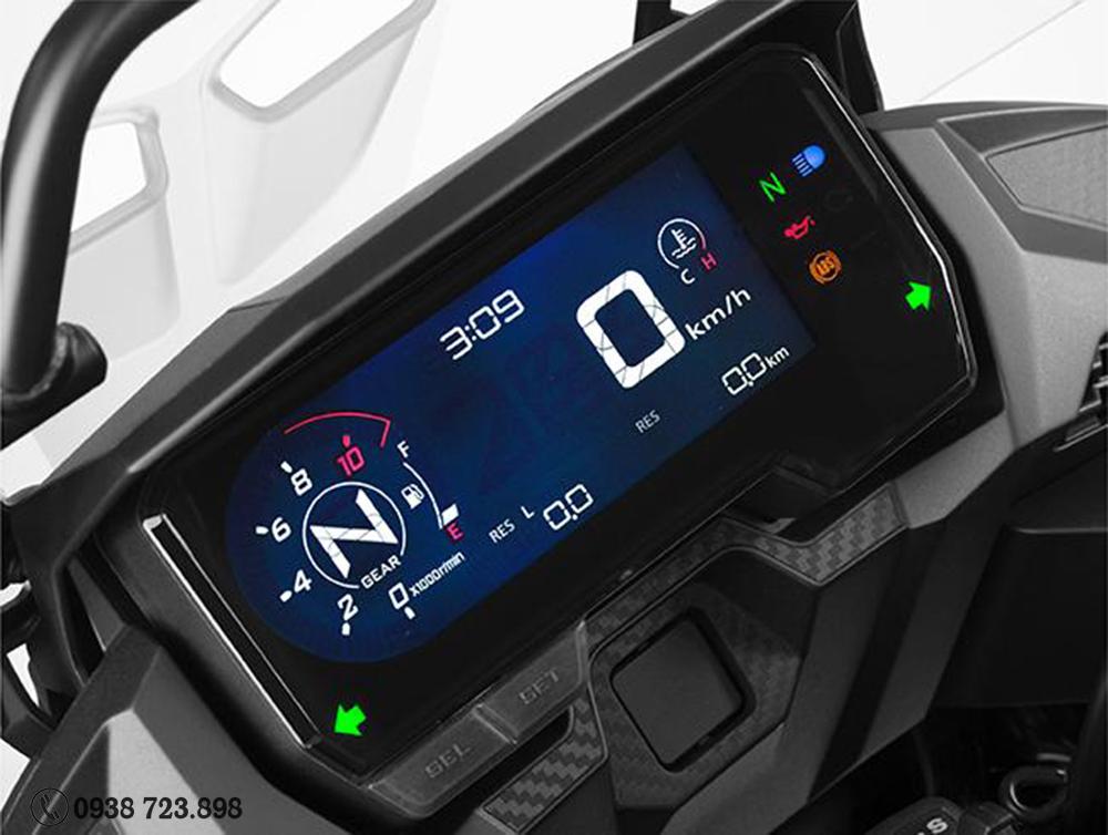 màn hình CB500X 2022