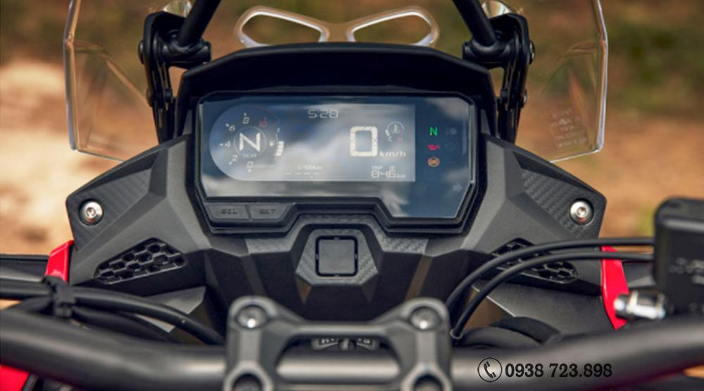 đồng hồ TFT Honda  CB500X 2022