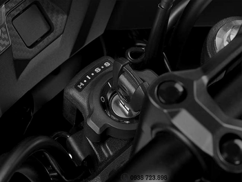 chìa kháo Honda CB500X 2022