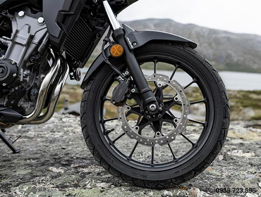 Phanh ABS Honda CB500X 2022