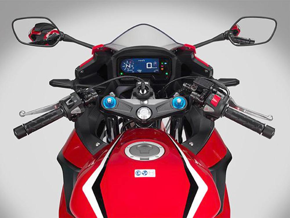 màn hình TFT Honda CBR500R 2022