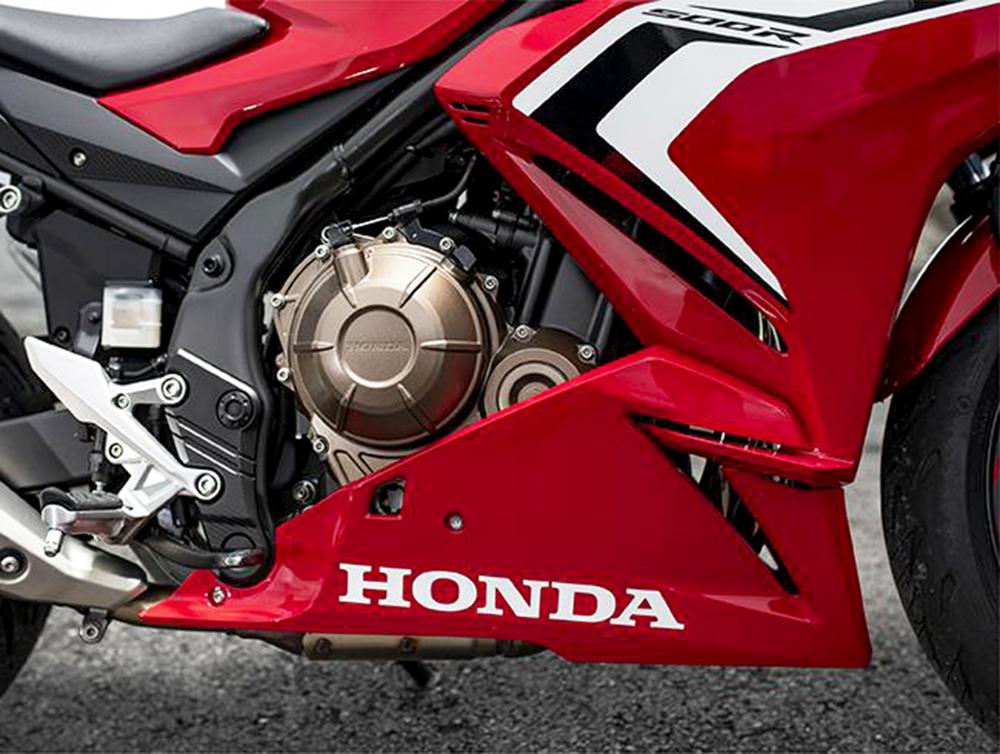 Động cơ Honda CBR500R 2022