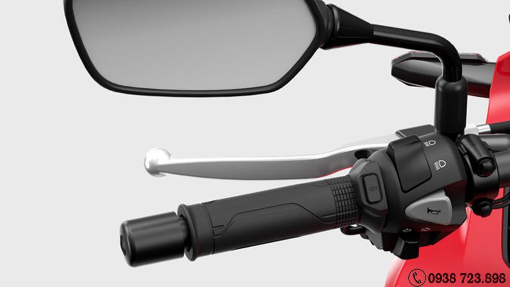 Bao tay sưởi ấm  Honda CB500X 2022