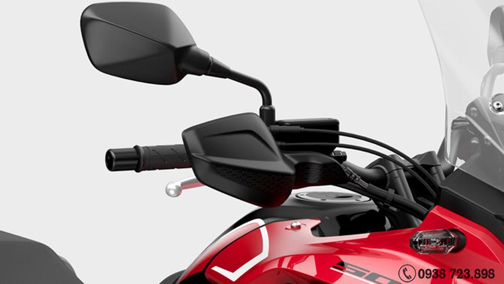 Bảo vệ tay lái  Honda CB500X 2022