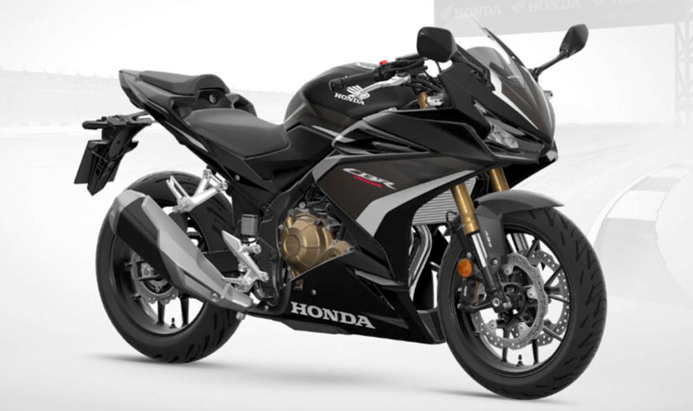 Honda CBR500R 2022 màu đen
