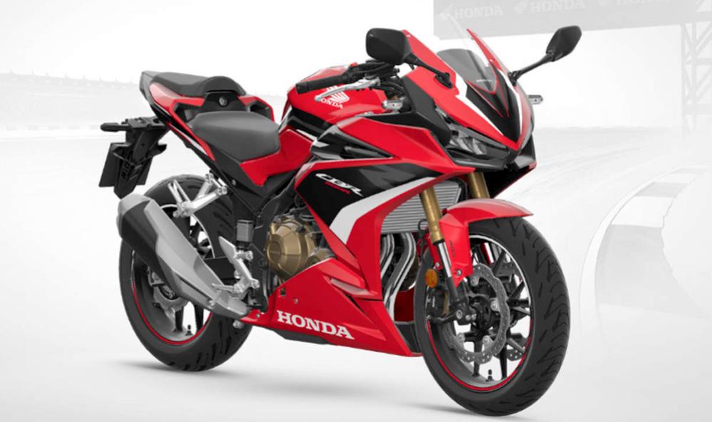 Honda CBR500R 2022