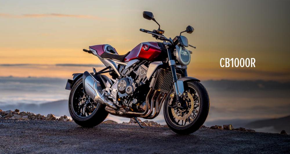 Honda CB1000R 2022
