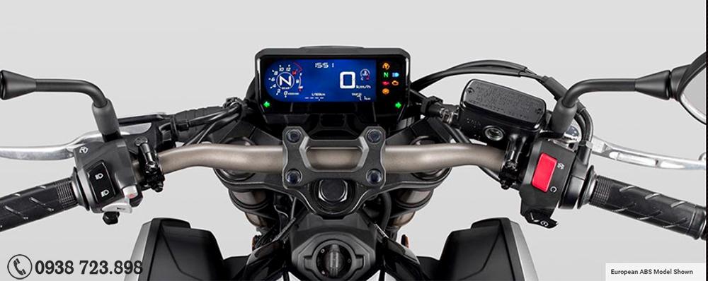 đồng hồ Honda CB650R 2022