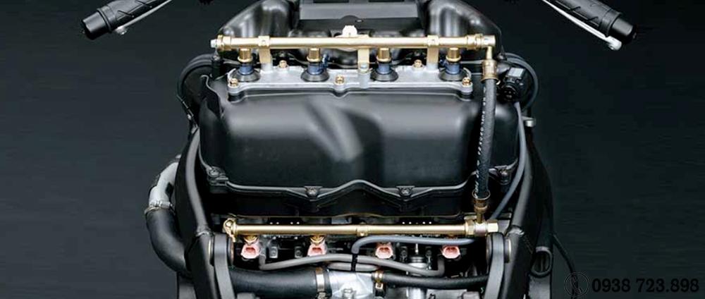 Động cơ Honda CBR600RR ABS 2022