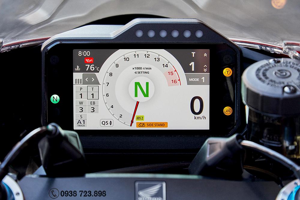 màn hình Honda CB1000RR-R Fireblade SP 2022
