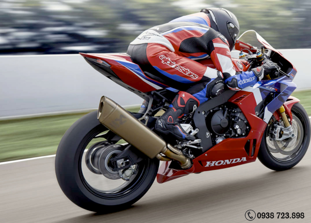 Po Honda CB1000RR-R Fireblade SP 2022