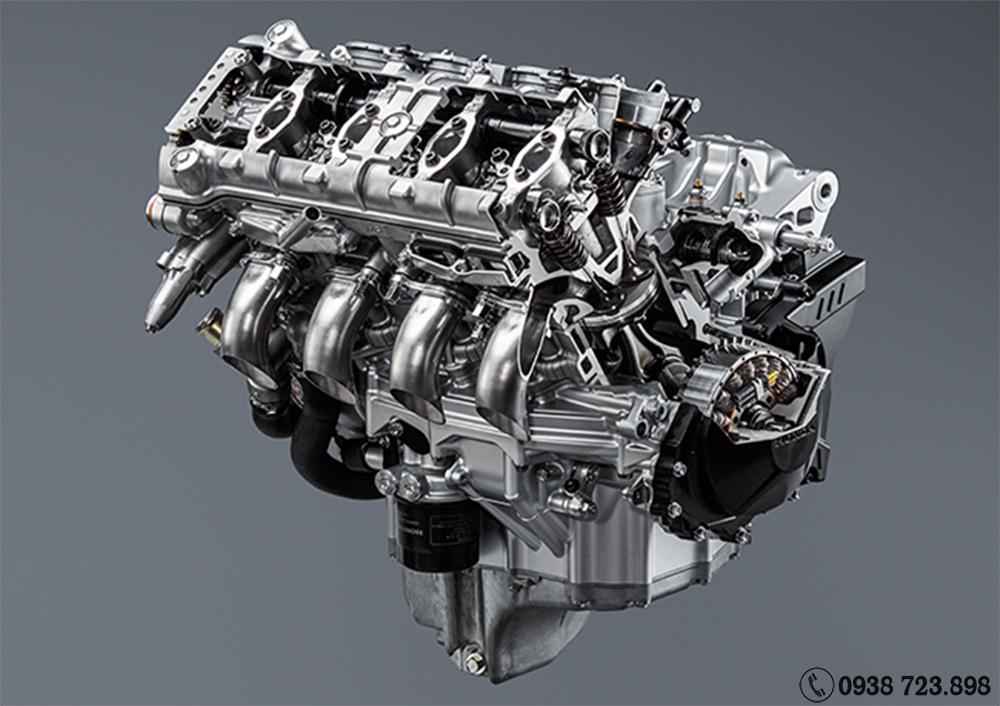 Động cơ Honda CB1000RR-R Fireblade SP 2022