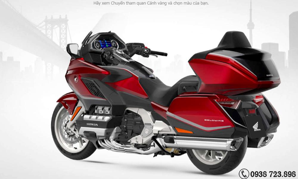 Honda Goldwing 1800cc TDC 2022