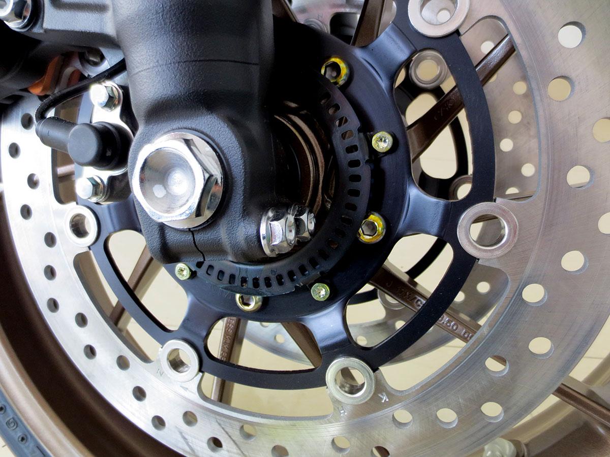 Thắng đĩa Honda CB400 SF 2018