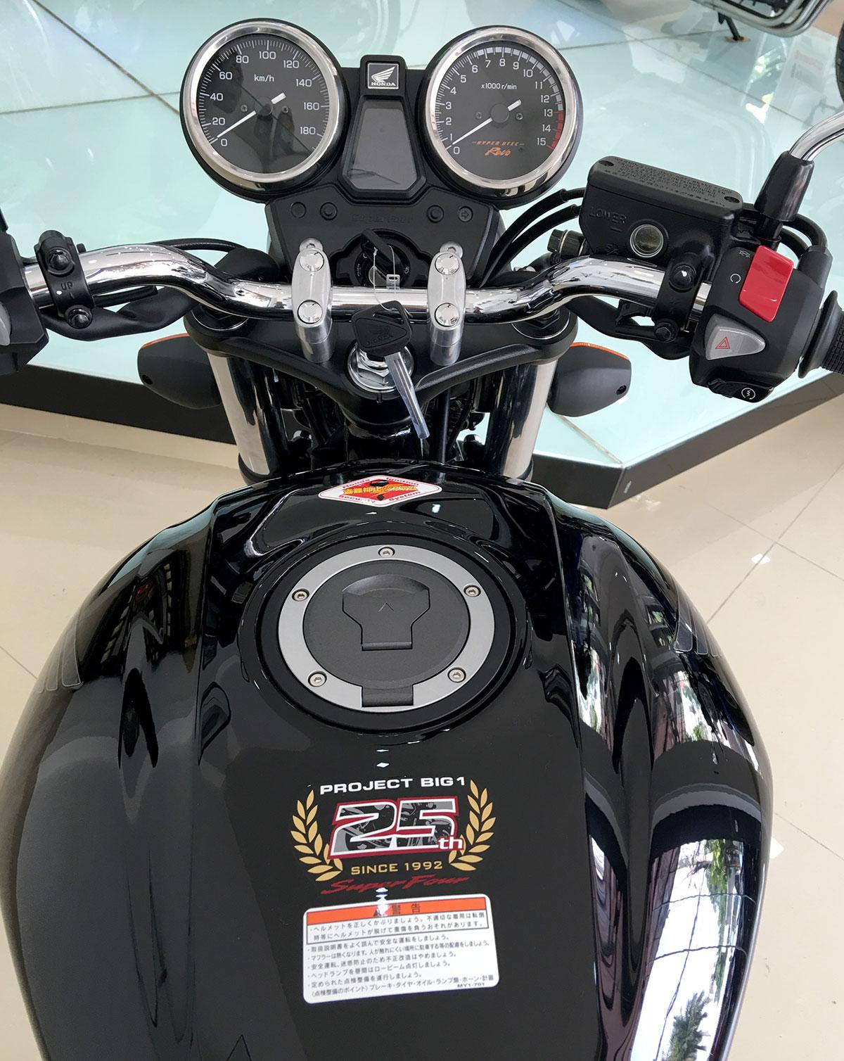 Thùng xăng Honda CB400 SF 2018