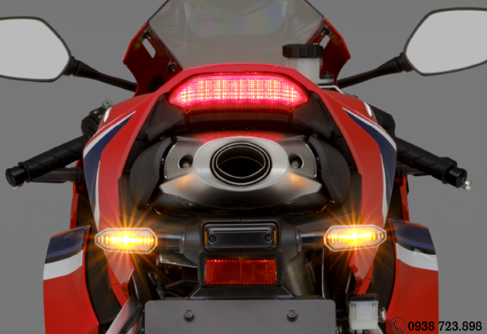 Đèn hậu Honda CBR600RR HRC 2022