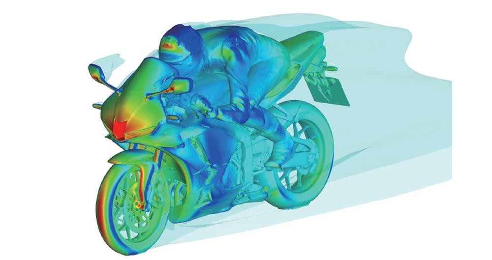 Khí động học  Honda CBR600RR HRC 2022