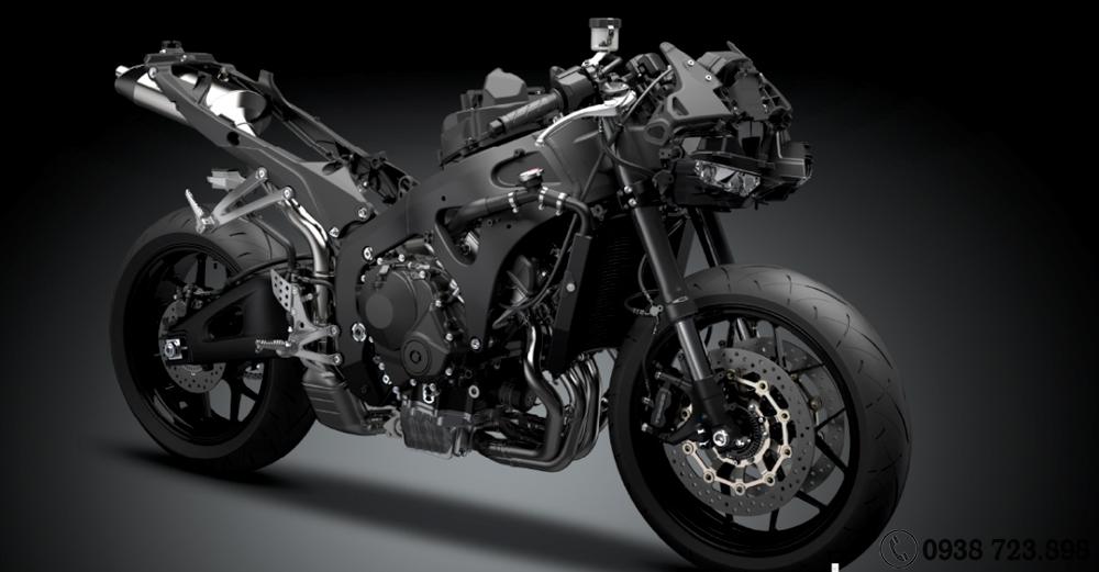Khung Honda CBR600RR HRC 2022