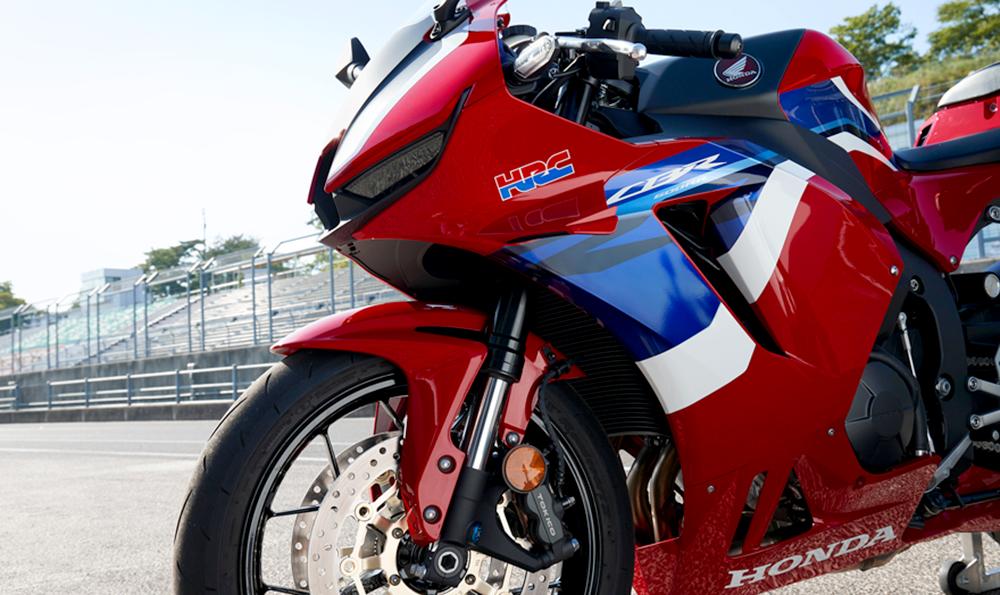 Honda CBR600RR HRC 2022