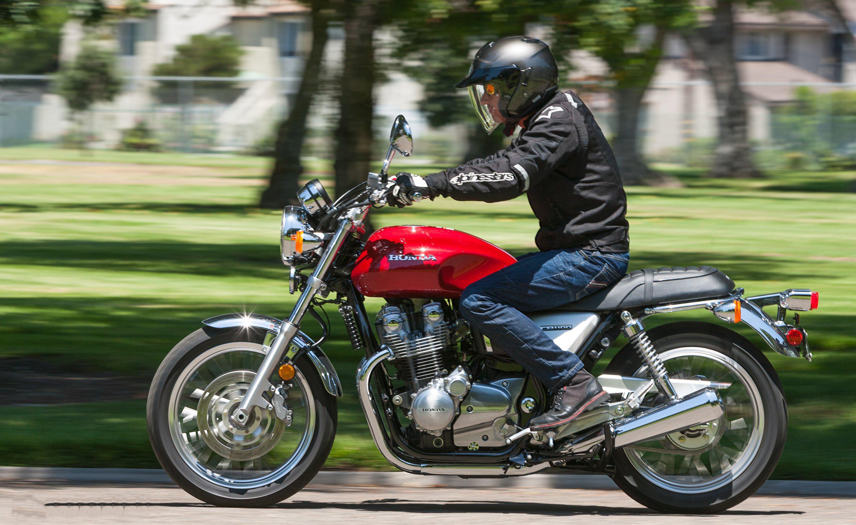 Honda CB1100 EX 2017 màu đỏ