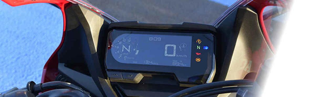 đồng hồ CBR650R