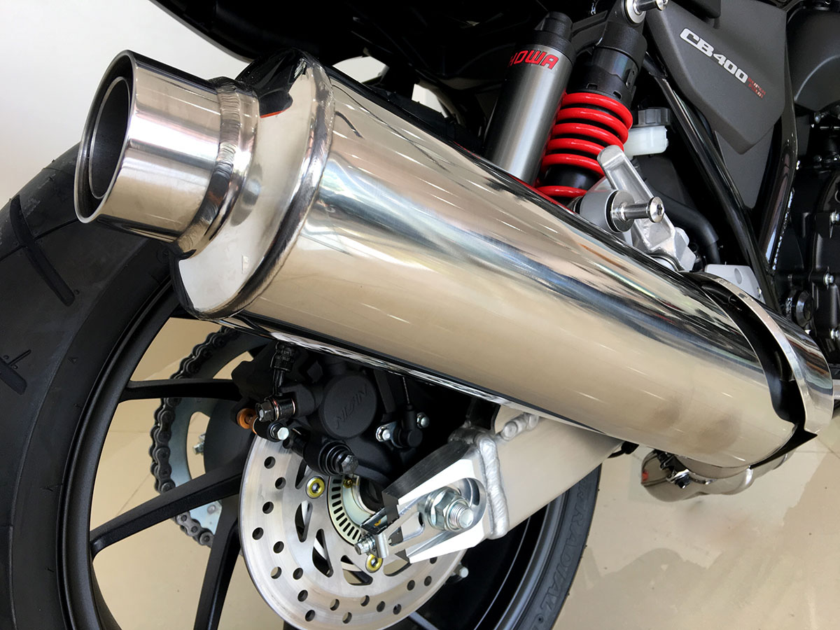 pô Honda CB400 SF 2018