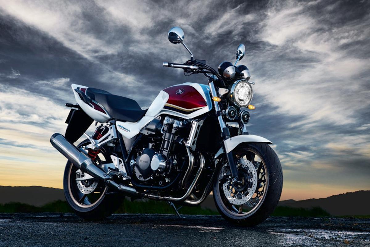 Honda CB1300SF 2019
