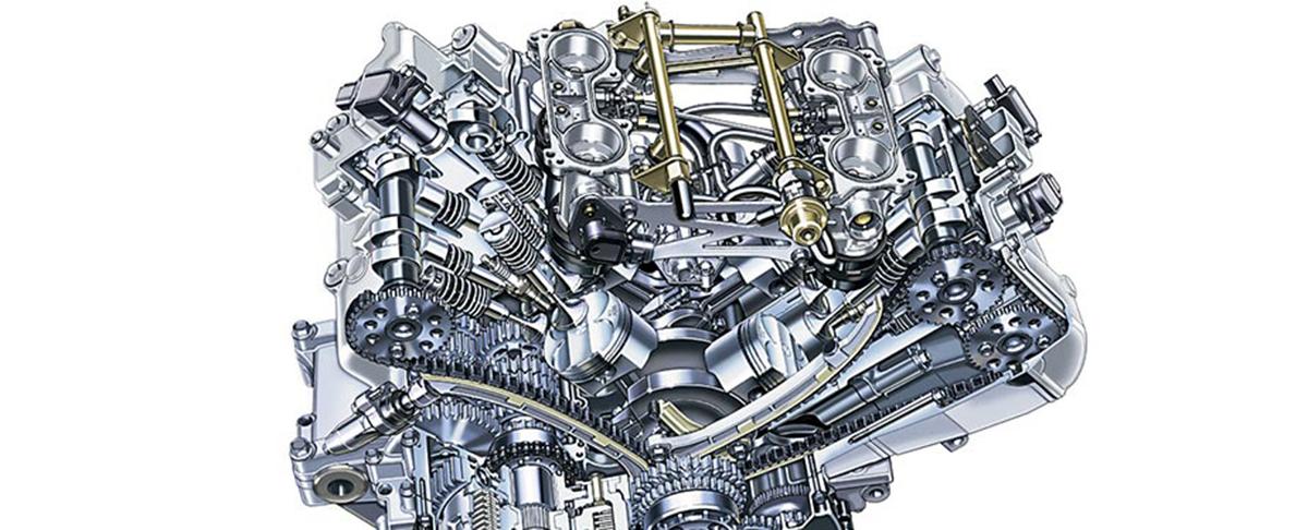 Động cơ ST1300 2019